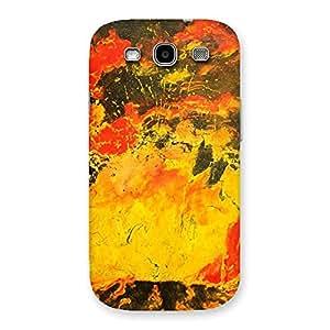 Modern Art Paint Designer Back Case Cover for Galaxy S3