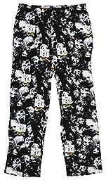 Walking Dead Walkers Zombies Graphic Sleep Lounge Pants - Large