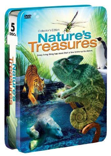 Nature'S Treasures (Four-Disc + Bonus Cd)