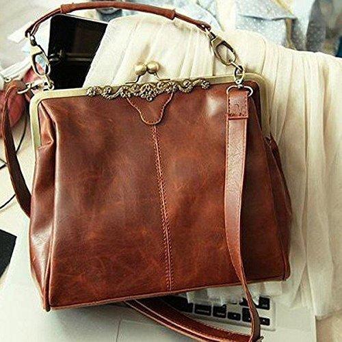 New-Women-Shoulder-Tote-Handbag-Bags-Faux-Leather-Purse-Fashion-Crossbody-Bags