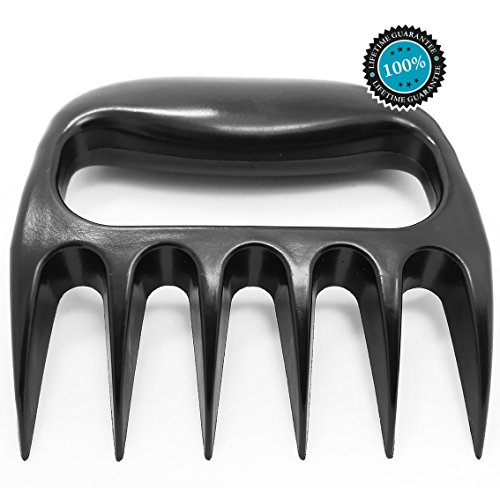Bear Claw Meat Shredders by NORÖ - 6 Bear Paw Prongs Food Handler Grilling Tool (Bbtools Inc compare prices)