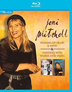 Woman Of Heart & Mind + Painting With Words &  Music (Blu-ray)