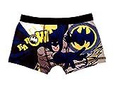 Various - Calzoncillo - para niño Negro Batman Boxers