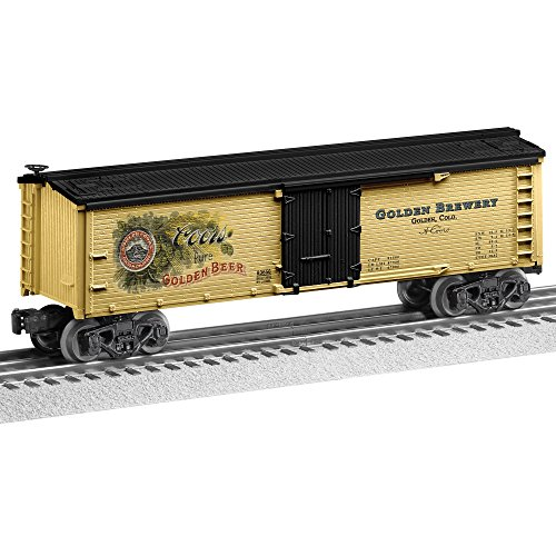 lionel-coors-reefer-boxcar