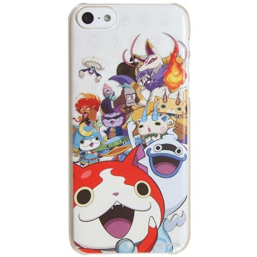 Youkai Watch Characters Hard Case for iPhone 5c (Monster collection )