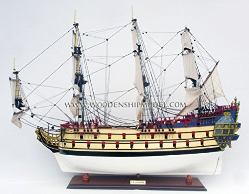 Gia Nhien TS0083P The Unicorn - La Licorne Wooden Model Tall Ship (Unicorn Ship Model compare prices)