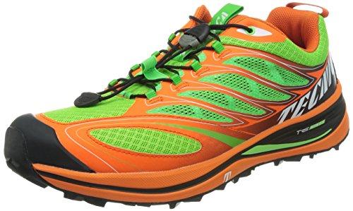 Tecnica, Inferno Xlite 2.0 MS, Scarpe sportive, Uomo, Multicolore (Lime Arancio), 42
