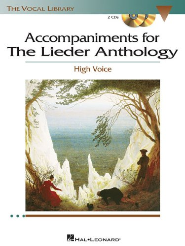 The Lieder Anthology - Accompaniment CDs: The Vocal...