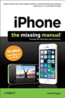 iPhone: The Missing Manual, 7th Edition Front Cover