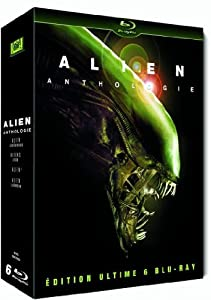Alien Anthologie [Francia] [Blu-ray]