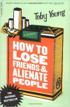 how to lose friends & alienate people book
