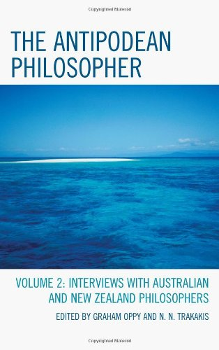 The Antipodean Philosopher: Public Lectures on Philosophy in Australia and New Zealand (Volume 1)