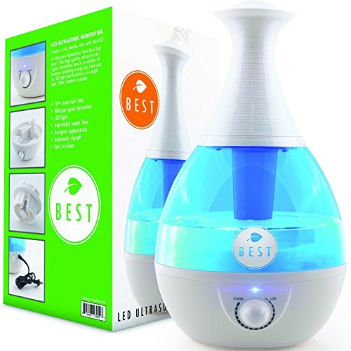 Top 5 best humidifiers small room for sale 2016 product for Small room vaporizer