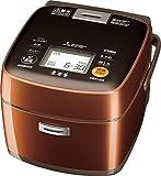 三菱電機 IHジャー炊飯器 本炭釜 3.5合炊き ブロンズ NJ-SW067-D