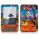 Gelaskins Protective Skin for The Kindle Keyboard - From Dusk Till Dawnby GelaSkins