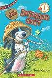Max Spaniel Dinosaur Hunt (Scholastic Readers)