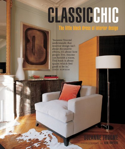 The Classic Chic: The Little Black Dress of interiors by Suzanne Trocme