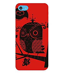 EPICCASE traditional drawing Mobile Back Case Cover For Apple iPod Touch 6 (Designer Case)