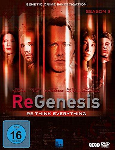 ReGenesis - Season 3 [4 DVDs]