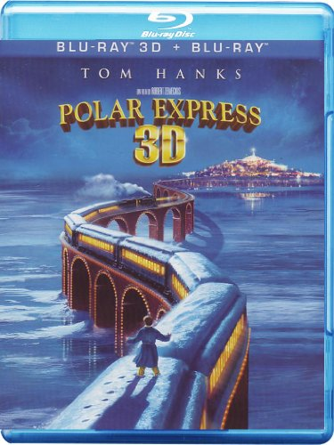 Polar express (3D+2D) [Blu-ray] [IT Import]