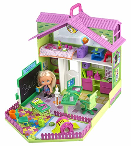 Barriguitas - Ole que Cole, playset (Famosa 700012398)