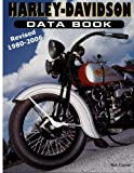 img - for Harley-Davidson Data Book Revised 1980-2006 book / textbook / text book