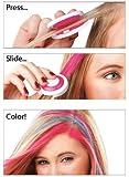 Hot Huez Temporary Hair Chalk-Set of 4 Colors