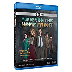Murder on the Home Front (Blu-ray)