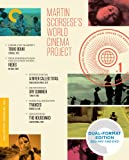 Martin Scorseses World Cinema Project (Touki Bouki / Redes / A River Called Titas / Dry Summer / Trances / The Housemaid) (Criterion Collection) BLU-RAY/DVD DUAL FORMAT EDITION