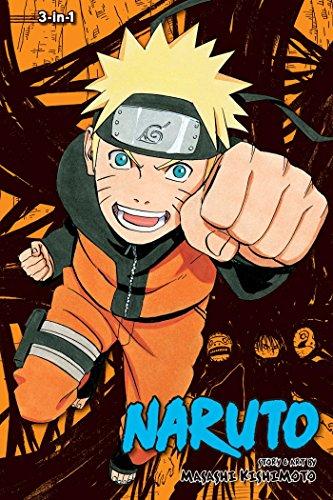 Naruto (3-in-1 Edition), Vol. 13: Includes vols. 37, 38 & 39