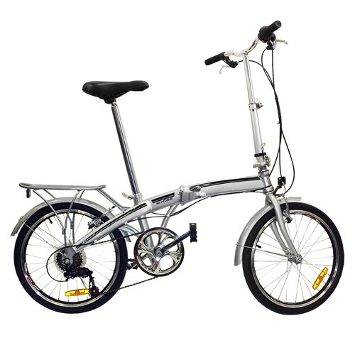 Best folding bike Best Choice Products 6 speed 20""