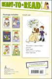 Various Henry and Mudge Ready-To-Read Value Pack #2: Henry and Mudge and the Long Weekend; Henry and Mudge and the Bedtime Thumps; Henry and Mudge and the Big ... Mudge and the Tall Tree House (Henry & Mudge)