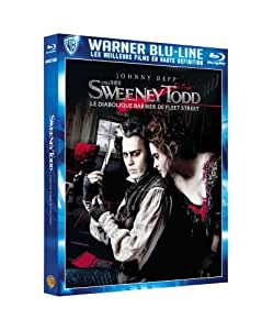 Sweeney Todd : Le diabolique barbier de Fleet Street [Blu-ray]