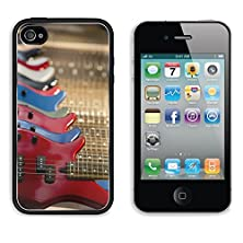 buy Msd Apple Iphone 4 Iphone 4S Aluminum Plate Bumper Snap Case Colors Of Music Image 21127645