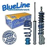Coilover suspension kit, JOM BlueLine, Seat Arosa (6H) 1.0/ 1.4/ 16V/ TDi/ 1.7SDi, 97-, thread/spring