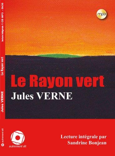 Le rayon vert (1CD audio MP3) francais