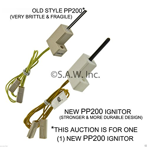 PP200 Hot Surface Ignitor for Desa, Reddy Heater, Master Heaters, HSI HA1000 (Torpedo Kerosene Parts compare prices)