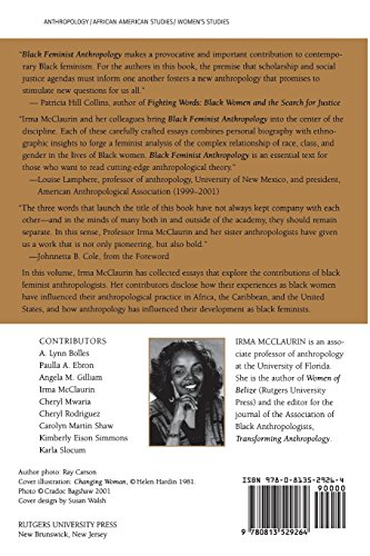 caribbean feminist theory This paper interrogates caribbean feminist theory and activism in relation to the euro-american experience and to challenges emerging from the third world discourse the author argues from the .