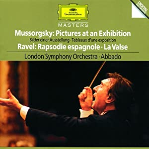 Mussorgsky: Pictures at an Exhibition / Ravel: Rapsodie espagnole; La Valse