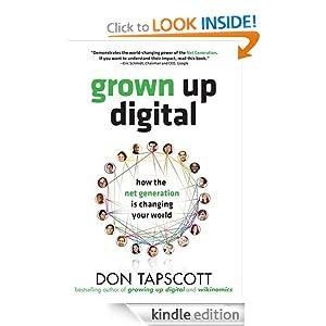 Grown Up Digital Summary