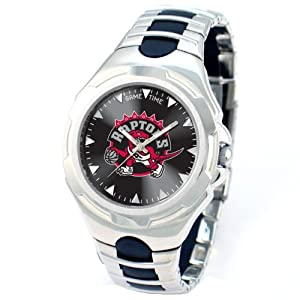 NBA Mens NBA-VIC-TOR Victory Series Toronto Raptors Watch by Game Time