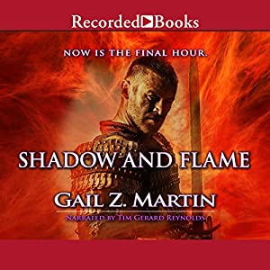 Shadow and Flame Audiobook