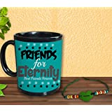 Gift For Friend & Friendship Day Gift Set Of Coffee Mug And Friendship Band Design 7