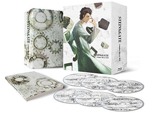 おすすめアニメ キャッチ STEINS;GATE コンプリート Blu-ray BOX【期間限定生産】