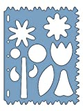 Fiskars Flowers Shape Template