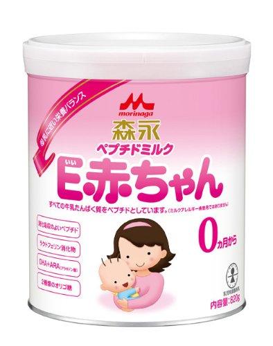 Morinaga Peptide Milk E Akachann 820G front-57081