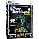 Crazy Machines 2: Complete - New Dimensions in 3D Gizmos, Gadgets and More!