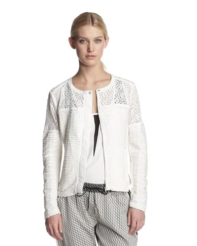 W118 by Walter Baker Women's Wanda Jacket  [Cream]