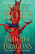 Blood of Dragons by Robin Hobb cover image