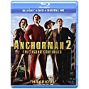 Anchorman 2: The Legend Continues (3 Discos) [Blu-Ray]<br>$312.00